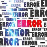 【調べる、学び直す、質問する】プログラミングのエラー解決の方法!