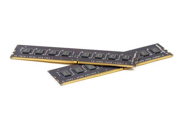 【パソコン雑学】メモリの事を主記憶装置といいます