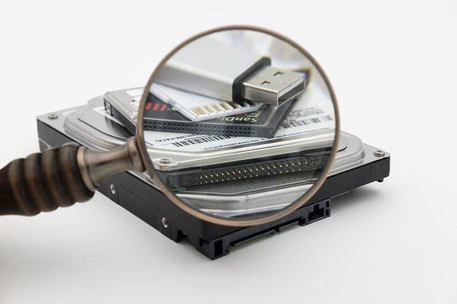 パスワードリセットディスクに関する注意点