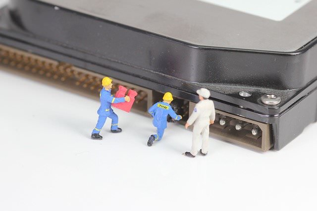確認は出来た!でも、パソコンの空き容量が足りない場合の作り方