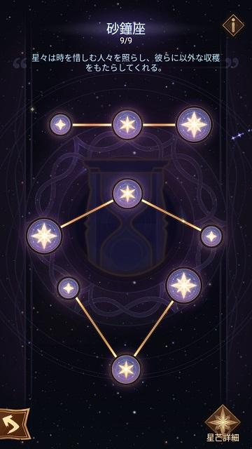 【AFKアリーナ】忘れてないか再確認、星座の解放で英雄の粉塵ドロップ量は増加します
